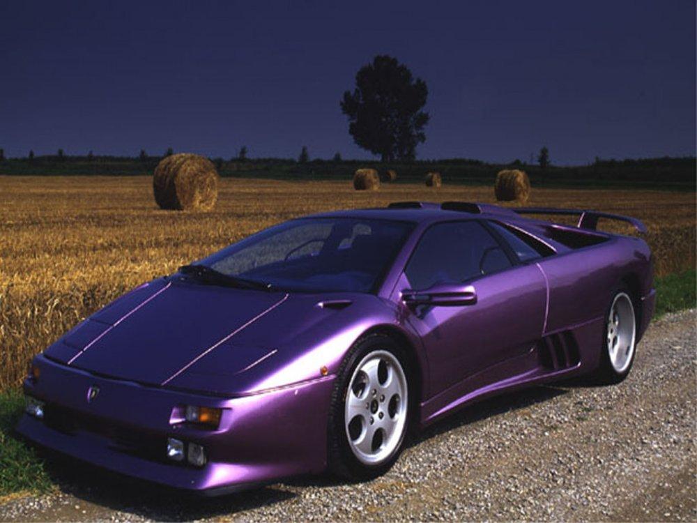 Diablo GT Lamborghini фото.