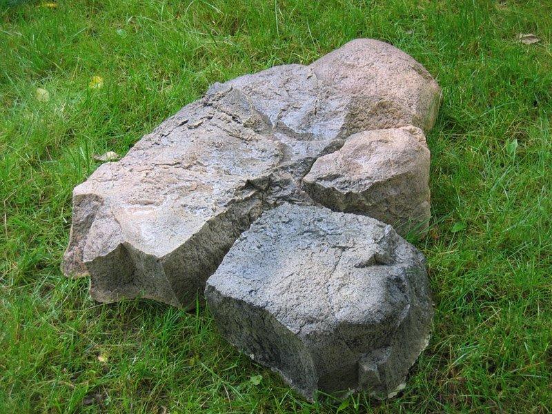Как сделать плоские камни 119