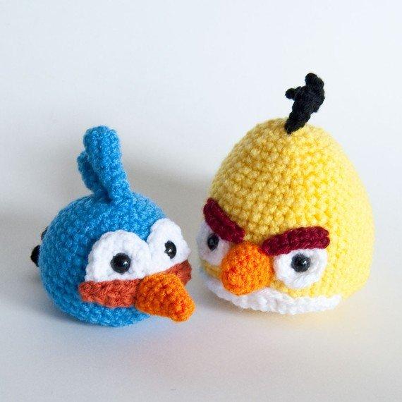 желтая птички angry birds.
