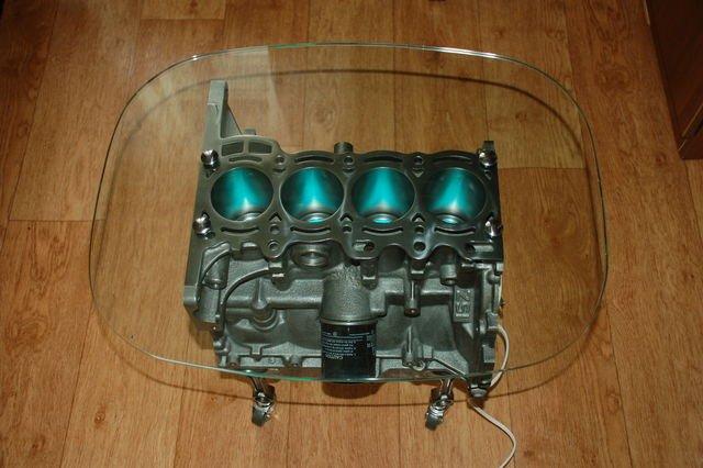 Как сделать двс двигатель