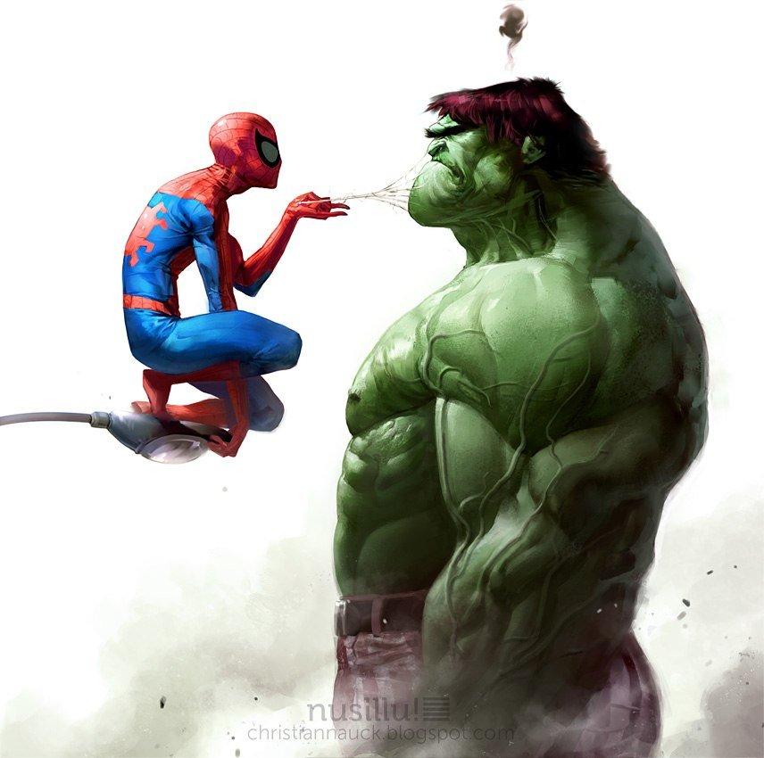 Вселенная Marvel и  всё что с  ней  связано