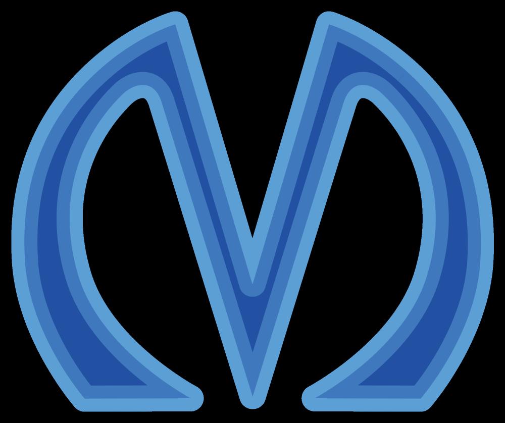 логотип метро: