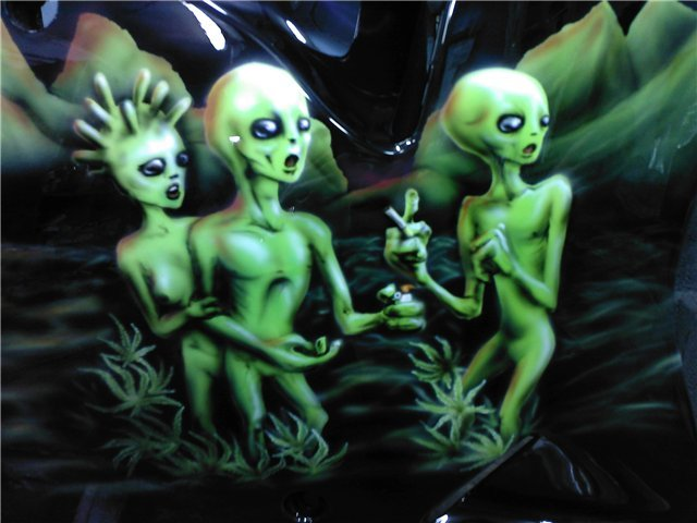 Люди инопланетяне фото 10.