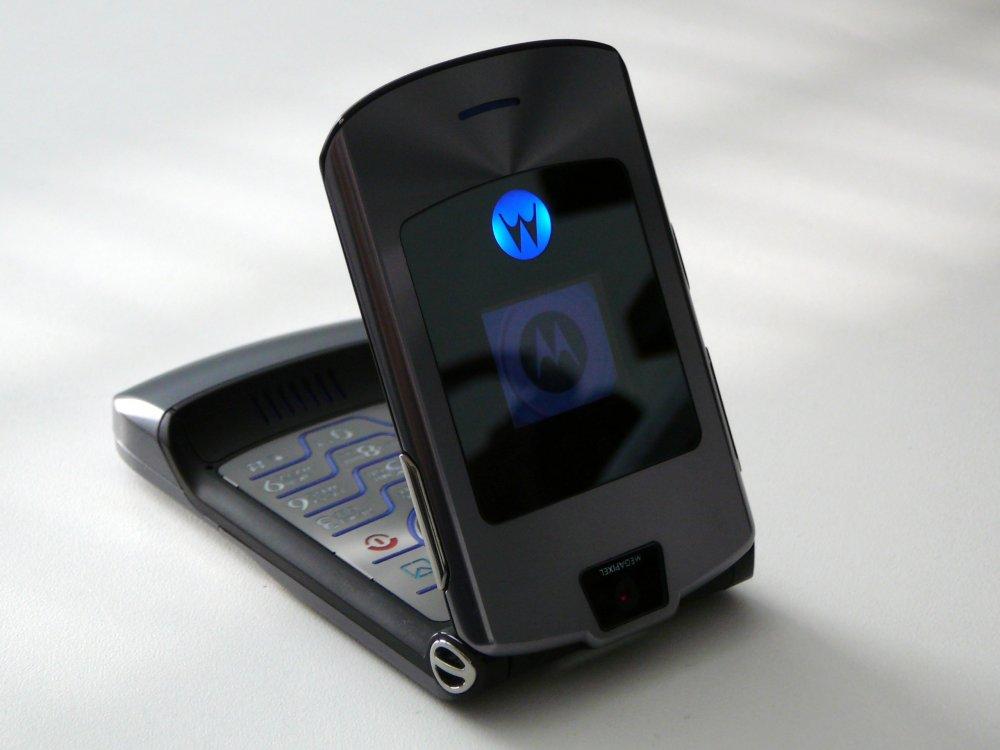 Motorola новый телефон 2