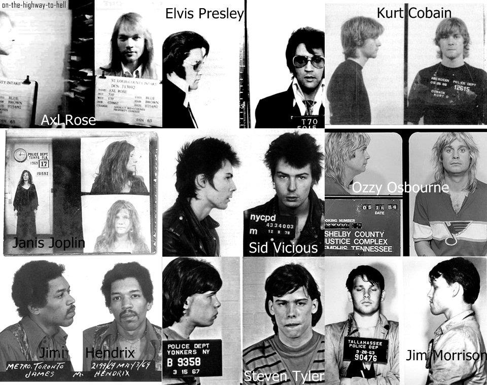 Кто сказал секс наркотики и рок н ролл