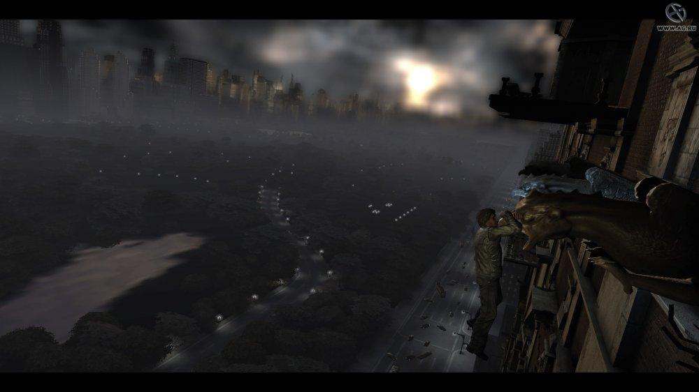 Alone In the Dark: У последней черты 2008 / RUS.