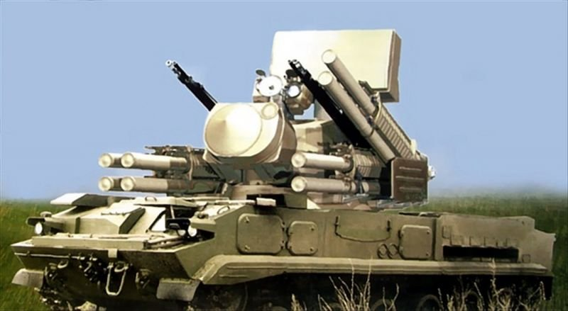 """Зенитчики проведут стрельбы из """"Панцирей"""" и """"Тор-МУ"""" под Астраханью :: NoNaMe"""