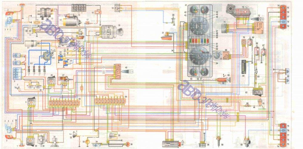 Газ-2705, газ-3302 с 1994 года
