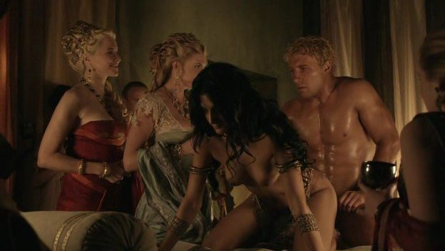 эротика в спартаке