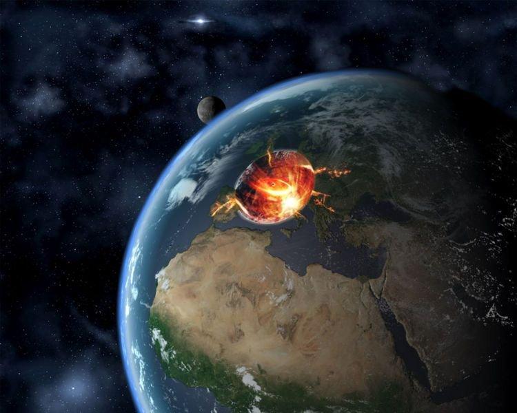 Большой адронный коллайдер уничтожит Землю