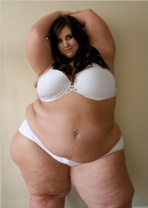 жирная женщина фото с тортом