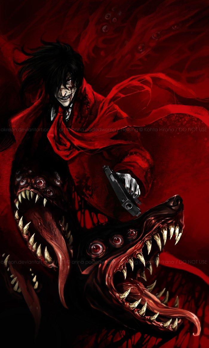 Почему оборотни лучше вампиров...: rus-img2.com/anime-pro-vampirov-i-oborotney