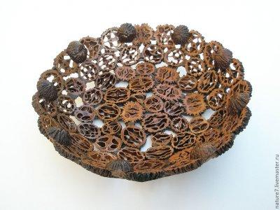 Маньчжурский орех поделки фото