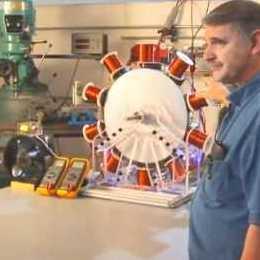 Вечный двигатель своими руками фото