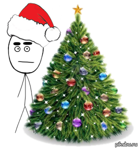 Бровастик, Новый год и все такое в номинацию в угол сайта