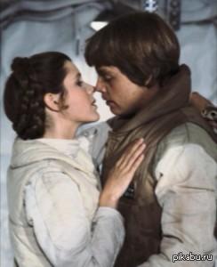 Секс с сестрой, аморально? Часть 4 Люк и Лея, маски сняты. Картинки