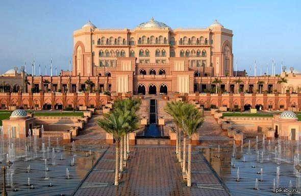 Самый дорогой отель мира описание