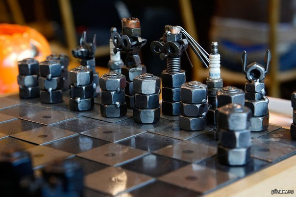 оригинальные шахматы купить
