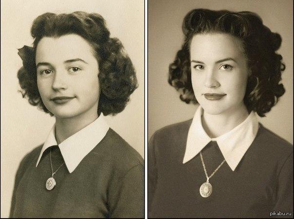 Бестыжие бабушка и внучка фото 447-169