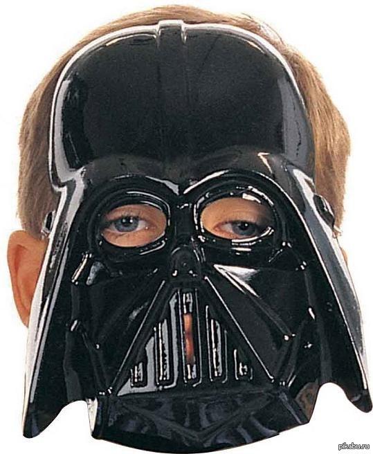 Оригинальная маска своими руками