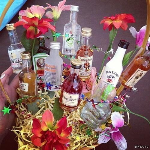 Как оригинально подарить цветы :: записка к цветам :: 8 ...