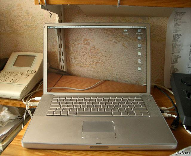 Как сделать рабочего стола на ноутбуке