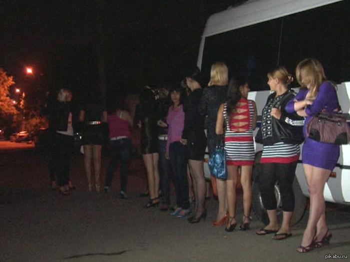 В Одессе повязали 25 проституток, одна из них - ребенок. Вгороде Одесса.