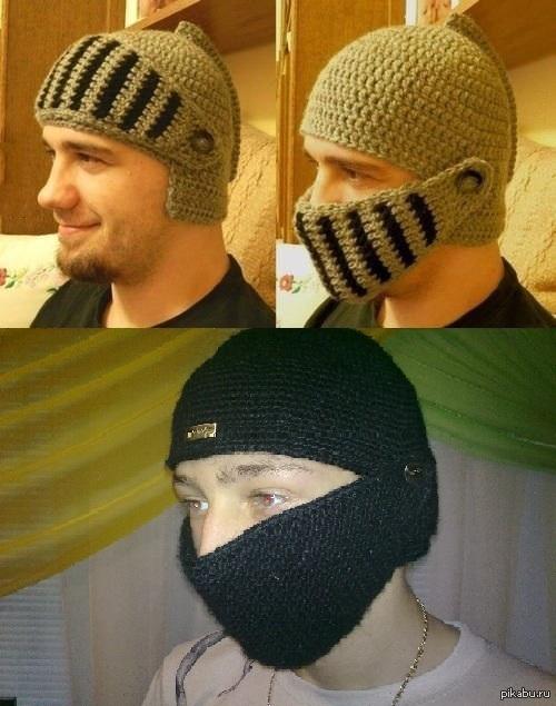 шапку без схем , а просто