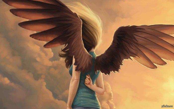 красивые картинки ангелов:
