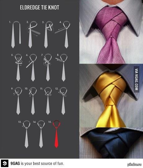 завязать галстук похожих