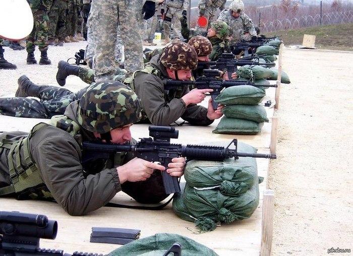 Украинская армия косово 2013