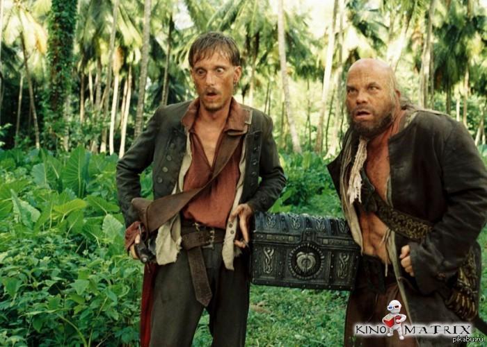 Кадр N33571 из фильма Пираты Карибского моря: Сундук мертвеца / Pirates of