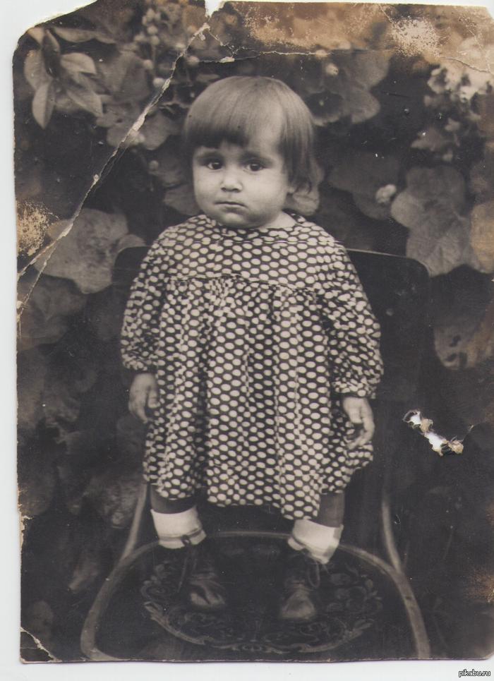 Фото и видео прикол Старое фото моей бабушки. Bra1n. 9. 0. Моё