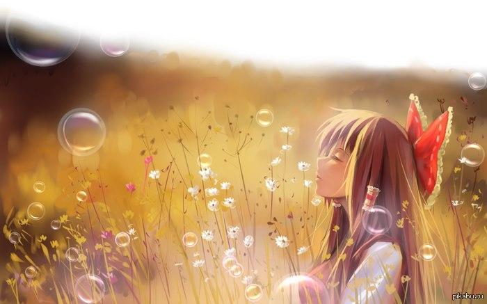Фото в комментариях красота аниме