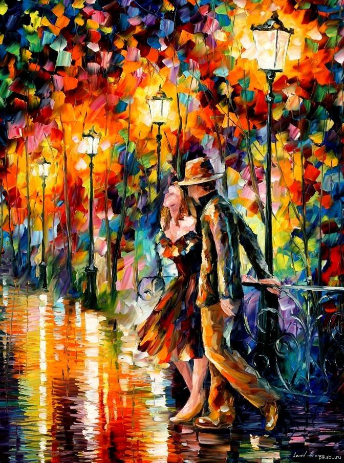 арт картинки про любовь: