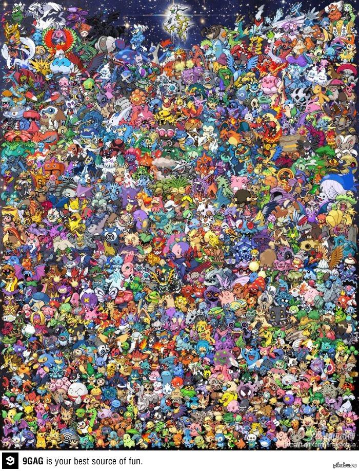 картинки покемоны: