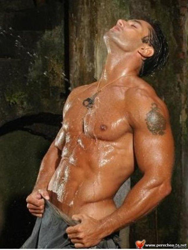 Фото голых сексуальных мужчин