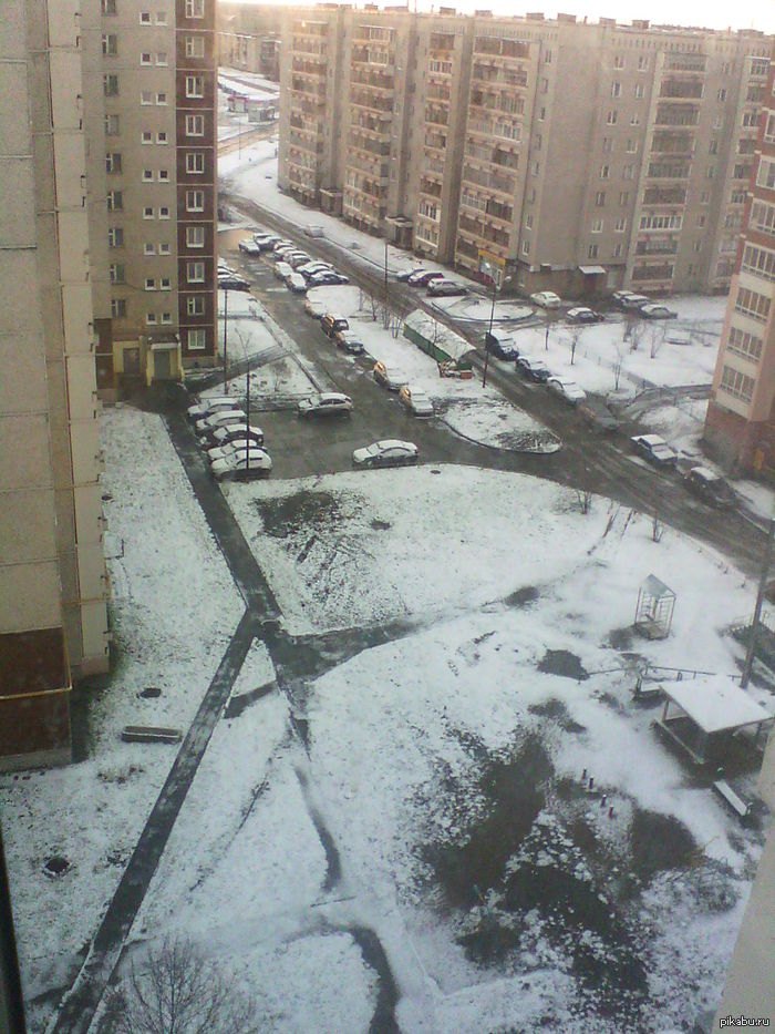 Мая снег май с чего начинается утро