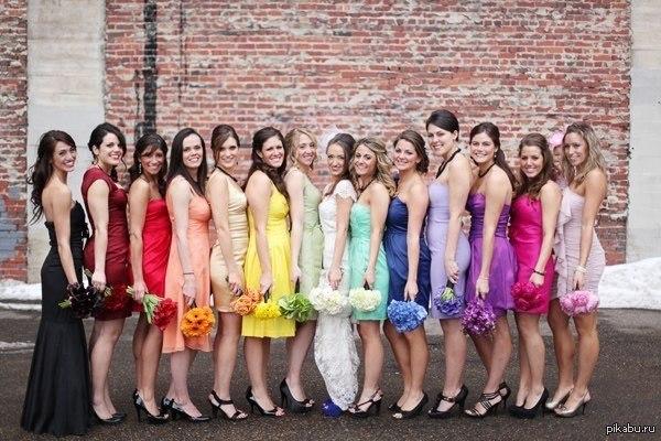 Платье Подруги