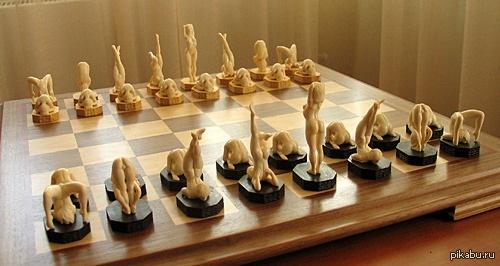 Сыграем в шахматы?