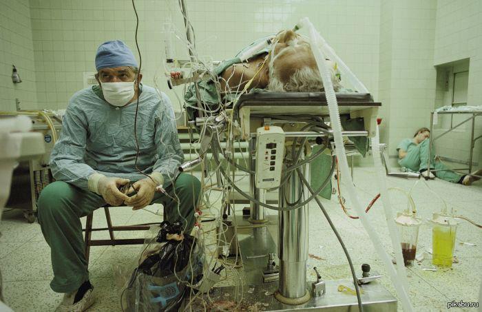 Есть такая профессия снимок хирурга