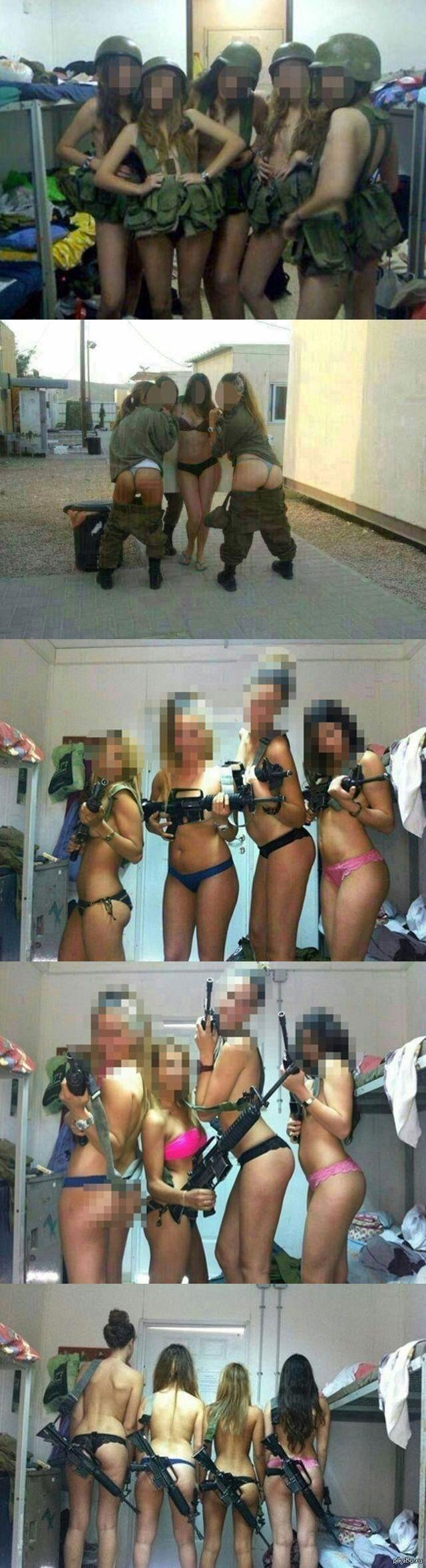 Фото девушек израильской армии эротика 19 фотография