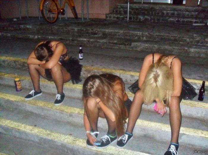 девушки в баре порно