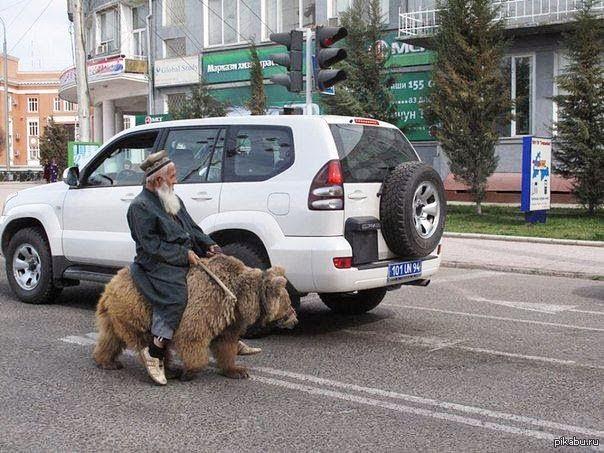 Тем временем в Узбекистане