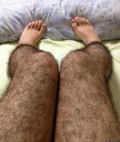 волосатые ноги не русских фото-иж1