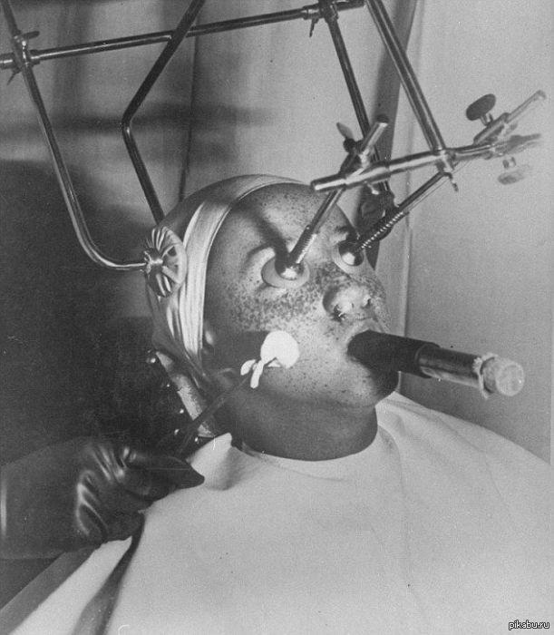 Процедуры в салоне красоты Какими они были сто лет назад