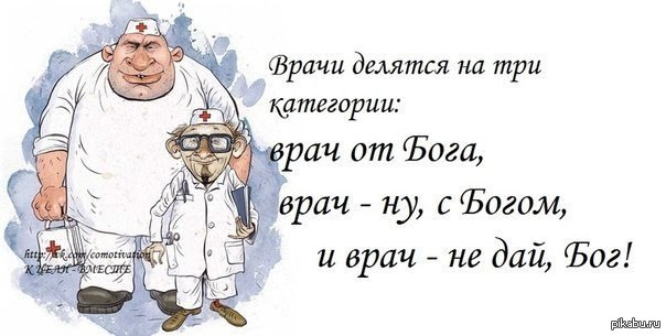 Все виды врачей и что они делают
