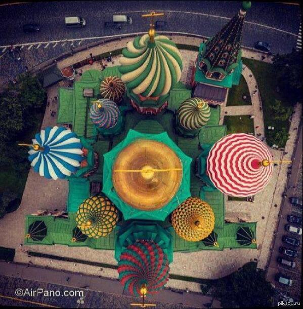 Собор Василия Блаженного с