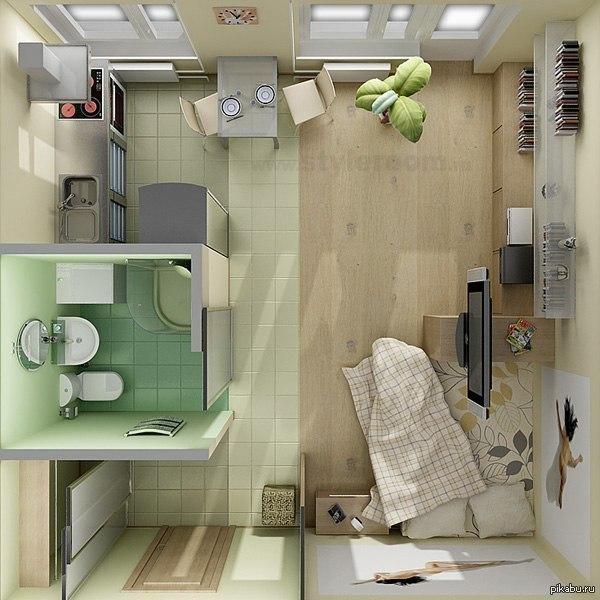 картинки с дизайном небольших комнат
