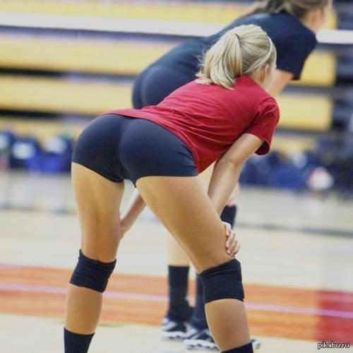 женский волейбол фото попы